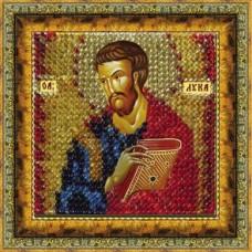 Набор для вышивания Вышивальная мозаика  132ПМИ.Св.Апостол и Евангелист Лука 6,5х6,5см