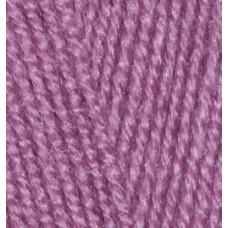 Пряжа для вязания Ализе Sekerim Bebe (100% акрил) 5х100г/350м цв.028 ярк.сухая роза