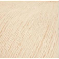 Пряжа для вязания КАМТ Мохер Голд (60% мохер, 20% хлопок, 20% акрил) 10х50г/250м цв.205 белый