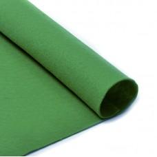Фетр в рулоне мягкий IDEAL 1мм 100см FLT-S2 уп.10м цв.705 зеленый