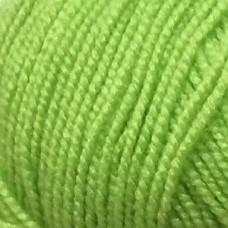 Пряжа для вязания ПЕХ Бисерная (100% акрил) 5х100г/450м цв.193 св. салатовый