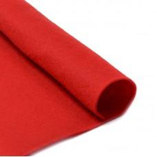 Фетр в рулоне жесткий IDEAL 1мм 100см FLT-H2 уп.10м цв.601 красный