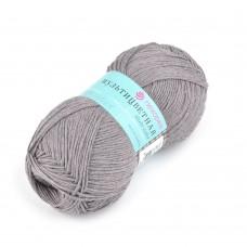 Пряжа для вязания ПЕХ Мультицветная (65% полиэстер, 35% хлопок) 5х50г/180м цв.585 графит