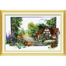 Набор для вышивания Classic Design 8301 Лето 35х21 см