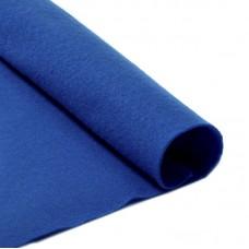 Фетр в рулоне мягкий IDEAL 1мм 100см FLT-S2 уп.10м цв.675 синий