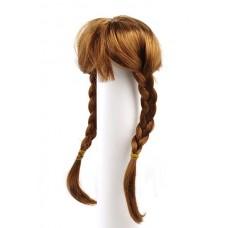 Волосы для кукол КЛ.20539 П80 (косички)