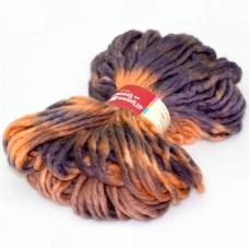 Пряжа для вязания ТРО Вирджиния (100% мериносовая шерсть) 5х150г/85м цв.4354 секционный