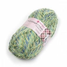 Пряжа для вязания ПЕХ Радужный стиль (25% шерсть, 75% ПАН) 5х100г/200м цв.1183М