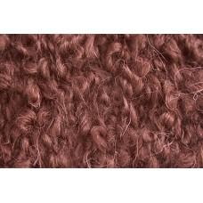 Пряжа для вязания ПЕХ Буклированная (30% мохер, 20% тонкая шерсть, 50% акрил) 5х200г/220м цв.173 грильяж