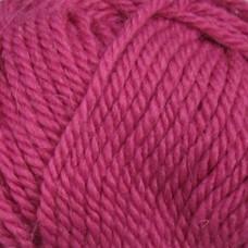 Пряжа для вязания ПЕХ Популярная (50% импортная шерсть, 45% акрил, 5% акрил высокообъёмный) 10х100г/133м цв.439 малиновый