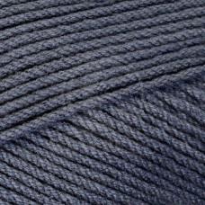 Пряжа для вязания КАМТ Акварель (50% леакрил, 50% акрил) 5х100г/110м цв.169 серый