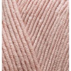 Пряжа для вязания Ализе Cotton gold (55% хлопок, 45% акрил) 5х100г/330м цв.161 пудра