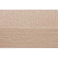 Пряжа для вязания ПЕХ Детский каприз (50% мериносовая шерсть, 50% фибра) 10х50г/225м цв.274 серо-бежевый