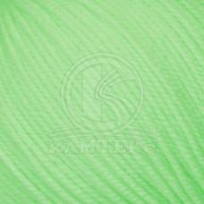 Пряжа для вязания КАМТ Карамелька (100% акрил) 10х50г/175м цв.167 св.салат