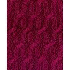 Пряжа для вязания Ализе Cashmira (100% шерсть) 5х100г/300м цв.057 бордовый