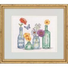 Набор для вышивания DIMENSIONS DMS-70-35397 Полевые цветы 30,5x25,4 см