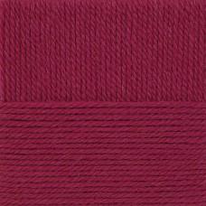 Пряжа для вязания ПЕХ Народная традиция (30% шерсть, 70% акрил) 10х100г/100м цв.272 вишня