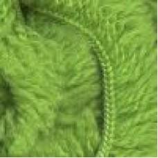Пряжа для вязания ТРО Меховая (20% мериносовая шерсть, 80% акрил) 5х200г/40м цв.3298 яркий салат