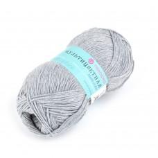 Пряжа для вязания ПЕХ Мультицветная (65% полиэстер, 35% хлопок) 5х50г/180м цв.182 кукушка