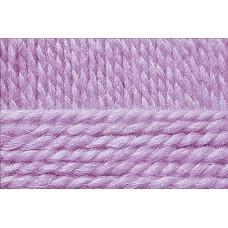 Пряжа для вязания ПЕХ Ангорская тёплая (40% шерсть, 60% акрил) 5х100г/480м цв.389 св.фиалка