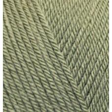 Пряжа для вязания Ализе Diva (100% микрофибра) 5х100г/350м цв.273 хаки