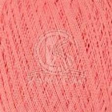 Пряжа для вязания КАМТ Денди (100% хлопок мерсеризованный) 10х50г/330м цв.050 коралл