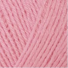 Пряжа для вязания ПЕХ Детский каприз трикотажный (50% мериносовая шерсть, 50% фибра) 5х50г/400м цв.180 св.бегония