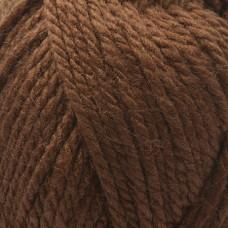 Пряжа для вязания ПЕХ Осенняя (25% шерсть, 75% ПАН) 5х200г/150м цв.416 св.коричневый