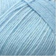 Пряжа для вязания ПЕХ Кроссбред Бразилия (50% шерсть, 50% акрил) 5х100г/490м цв.177 голубое небо
