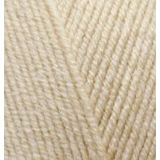 Пряжа для вязания Ализе Baby Best (90% акрил, 10% бамбук) 5х100г/240м цв.310 шампань