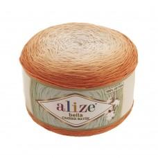 Пряжа для вязания Ализе Bella Ombre Batik (100% хлопок) 2х250г/900м цв.7403