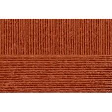 Пряжа для вязания ПЕХ Народная классика (30% шерсть, 70% акрил) 5х100г/400м цв.031 терракот