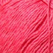 Пряжа для вязания ПЕХ Жемчужная (50% хлопок, 50% вискоза) 5х100г/425м цв.011 ярк. розовый
