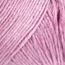 Пряжа для вязания ПЕХ Жемчужная (50% хлопок, 50% вискоза) 5х100г/425м цв.029 розовая сирень