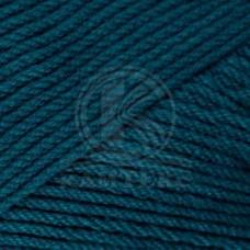 Пряжа для вязания КАМТ Акварель (50% леакрил, 50% акрил) 5х100г/110м цв.139 морская волна