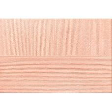 Пряжа для вязания ПЕХ Цветное кружево (100% мерсеризованный хлопок) 4х50г/475м цв.099 абрикос