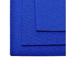 Фетр листовой жесткий IDEAL 1мм 20х30см FLT-H1 уп.10 листов цв.675 синий