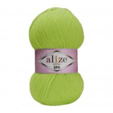 Пряжа для вязания Ализе Extra Life (100% акрил) 5х100г/480м цв.931 фисташка