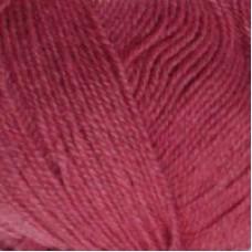 Пряжа для вязания ПЕХ Кроссбред Бразилия (50% шерсть, 50% акрил) 5х100г/490м цв.028 амарант