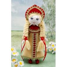 Набор для шитья куклы ДЦ-1003 Алёнушка