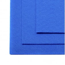 Фетр листовой мягкий IDEAL 1мм 20х30см FLT-S1 уп.10 листов цв.683 василек