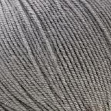 Пряжа для вязания КАМТ Карамелька (100% акрил) 10х50г/175м цв.168 сер.св