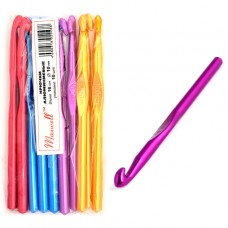 Крючки для вязания  AL-CH04  Maxwell  10мм, 1 шт.