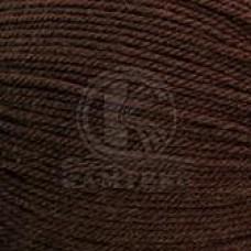 Пряжа для вязания КАМТ Карамелька (100% акрил) 10х50г/175м цв.063 шоколад