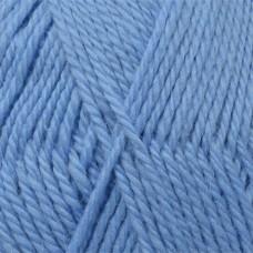 Пряжа для вязания КАМТ Аргентинская шерсть (100% импортная п/т шерсть) 10х100г/200м цв.015 голубой
