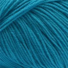 Пряжа для вязания КАМТ Карамелька (100% акрил) 10х50г/175м цв.024 бирюза