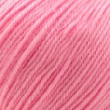 Пряжа для вязания КАМТ Карамелька (100% акрил) 10х50г/175м цв.056 розовый
