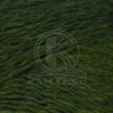 Пряжа для вязания КАМТ Астория (65% хлопок, 35% шерсть) 5х50г/180м цв.110 зеленый