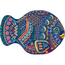 Набор для вышивания PANNA  PD-7199 Подушка. Моя рыбка 44,5х32,5 см
