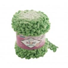 Пряжа для вязания Ализе Puffy Ombre Batik (100% микрополиэстер) 1х600г/55м цв.7428